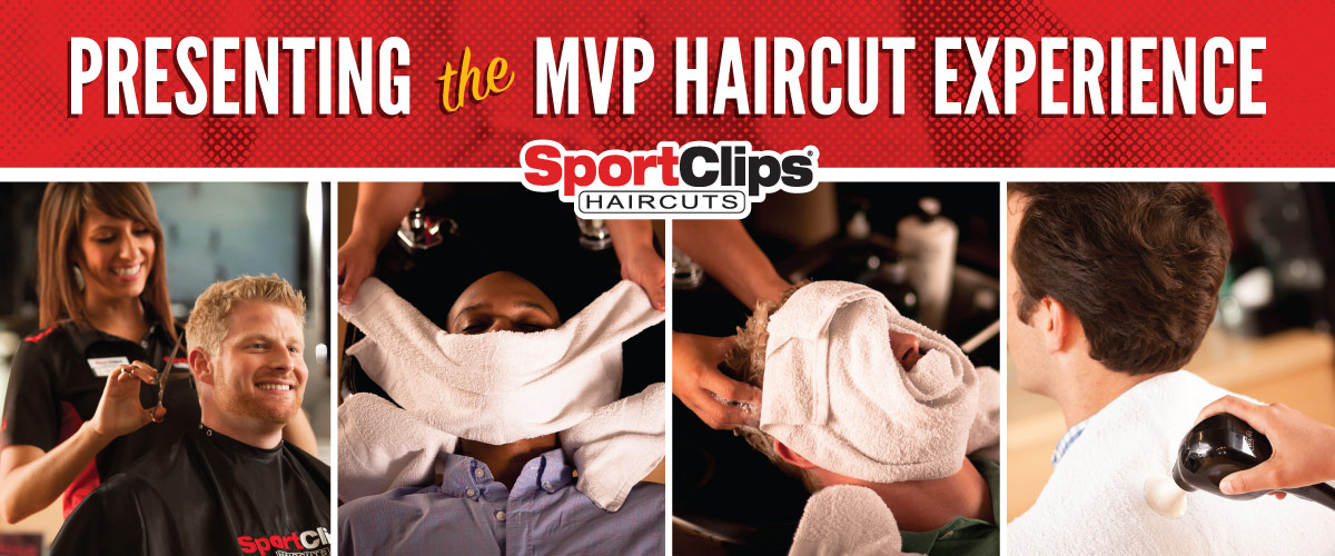 The Sport Clips Haircuts of Enid MVP Haircut Experience
